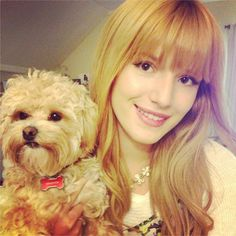 Bella Thorne and Kingston