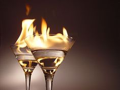 Flaming cocktail - Wikipedia