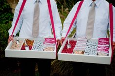 Concession treats | 40 alternative wedding cake ideas | Estate Weddings and Events