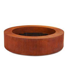 Look at this Real Flame Orbea Corten Fire Pit on #zulily today!