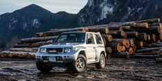 The Pajero Evolution Is Proof Mitsubishi Can Build an Exciting Off-Roader