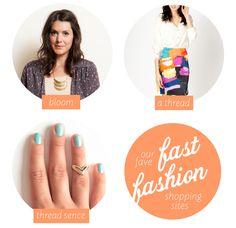 11 Fast Fashion Sites You Aren't Already Shopping   Shopping   Washingtonian