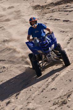 ATV Riding in Extreme Heat