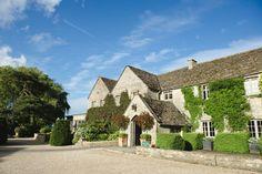 Weddings at Calcot Manor, Nr. Tetbury, Wiltshire