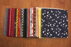 Kathy's Next Quilt by pink chalk studio, via Flickr