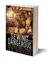 Sewing Can Be Dangerous with badge Police Detective, Historical Fiction, Canning, History, Sewing, Badge, Books, Comforter, Short Stories