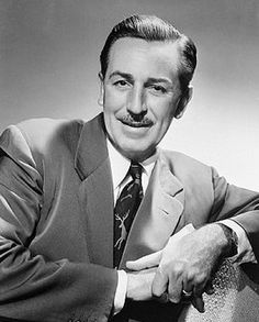 Walt Disney - my inspiration everyday.