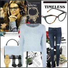 El look de Paula Echevarría con tus The Fab Glasses