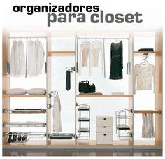 organizadores de closet - Pesquisa Google