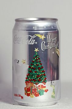 2000's Coca-Cola Light Hong Kong Christmas 2