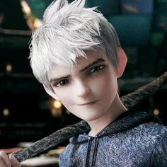 I just had to put another in there... he's SO CUTE! What a hot expression too....haha.......wait, I see similarities with this look and the one Peter Pan in Once upon a time gives......interesting