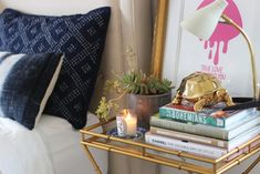 How To Style An End Table