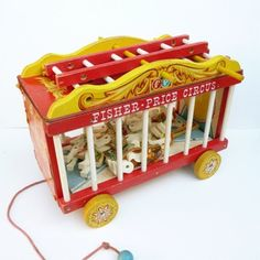 Fisher Price Circus - they had the best toys.  Wish they made they like the old days