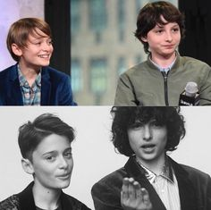 Is it sad that I have a crush on all the boys in Stranger Things. I love them. They are so cute