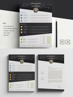 Resume. Script Fonts