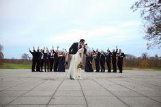 arielle haspel's fun and healthy wedding