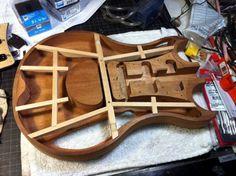 Crimson Guitars custom build