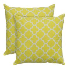 I pinned this Morocco Pillow from the Clean & Colorful event at Joss and Main!