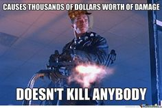 Terminator Fox Memes. Best Collection of Funny Terminator Fox Pictures