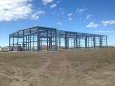 1st Place Steel Building Systems Butler Buildings (Canada) - Whissell Contracting Ltd. - Lethbridge, AB