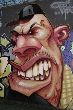 Character mural