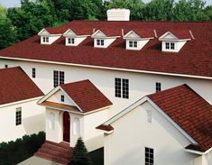 Best Certainteed Independence Shingle Shown In Cottage Red 400 x 300