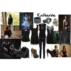Inspired by Katherine from Vampire Diaries
