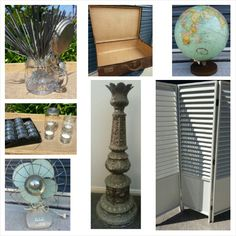 """Vintage Decorating items for Hire Ph:0412512269 More on Facebook """"Specialized Boxed Events"""""""