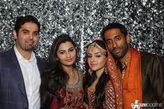 Congrats to Zara & Ebad and their beautiful wedding at the Royal Palm