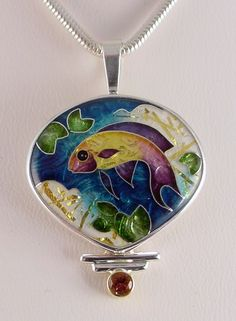 Creations » Blog Archive » Ricky Frank Jewelry creationsgallery.com 42947-goldfish-lg.jpg