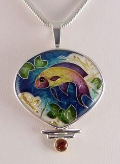 Creations » Blog Archive » Ricky Frank Jewelry creationsgallery.com 42947-goldfish-lg.jpg