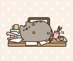 cat, kittie, and pusheen image Pusheen Love, Pusheen Cat, Cat App, Anime Crafts, Princesas Disney, App Icon, Journal Cards, Clip Art, Kitty