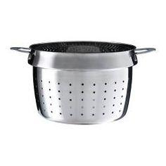 STABIL, Pasta insert, stainless steel
