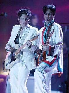 Prince & Wendy Melvoin