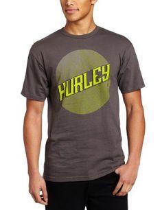 Hurley Men's Zigzag Short Sleeve Tee from Hurley