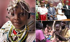 Wed at 10. A mother at 13. Widowed by 14: A child bride tells her tale