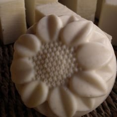 Olive Oil and Coconut Milk  Home Made Soap