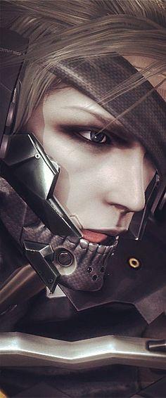 Raiden: Metal Gear