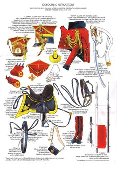 Red (dutch) Lancers