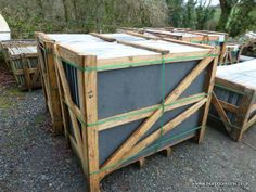 Full crate 1200x900x30mm supplied by Best Price Stone Ltd