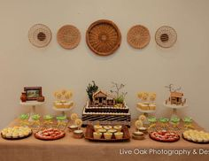 """Bahay Kubo"" Filipino Themed Party"