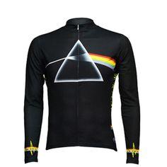 Primal Wear - Pink Floyd L/S Cycling Jersey