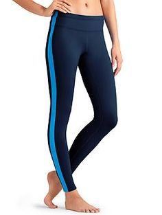Ski Line Polartec® 2 Tight - Your cold-weather training tight with thermal insulation, 4-way stretch and plush-back comfort that you can wear it alone or as an expedition-weight base layer.