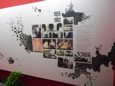exhibit timeline panels - Google Search