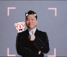 Edit Psy Kpop Cute Psy Kpop, All Pop, Gangnam Style, Pop Songs, Latest Albums, Your Music, Kpop Aesthetic, Asian Boys, K Idols