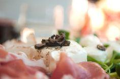 Robiola tartufo l'oste e la civetta roma griglieria