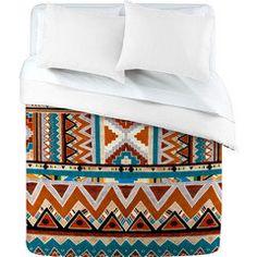 Tribal bedding