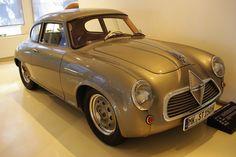 1954 Borgward Hansa 1500 Sport-Coupé | by jens.lilienthal