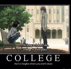 the most accurate thing stated in Death Note :) -p.a.