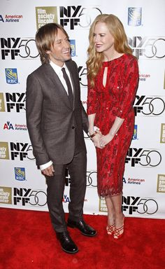 Keith Urban and Nicole Kidman, PRETTY!
